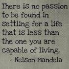 passionate life