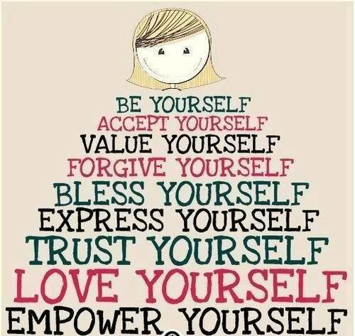 Trusting yourself essay